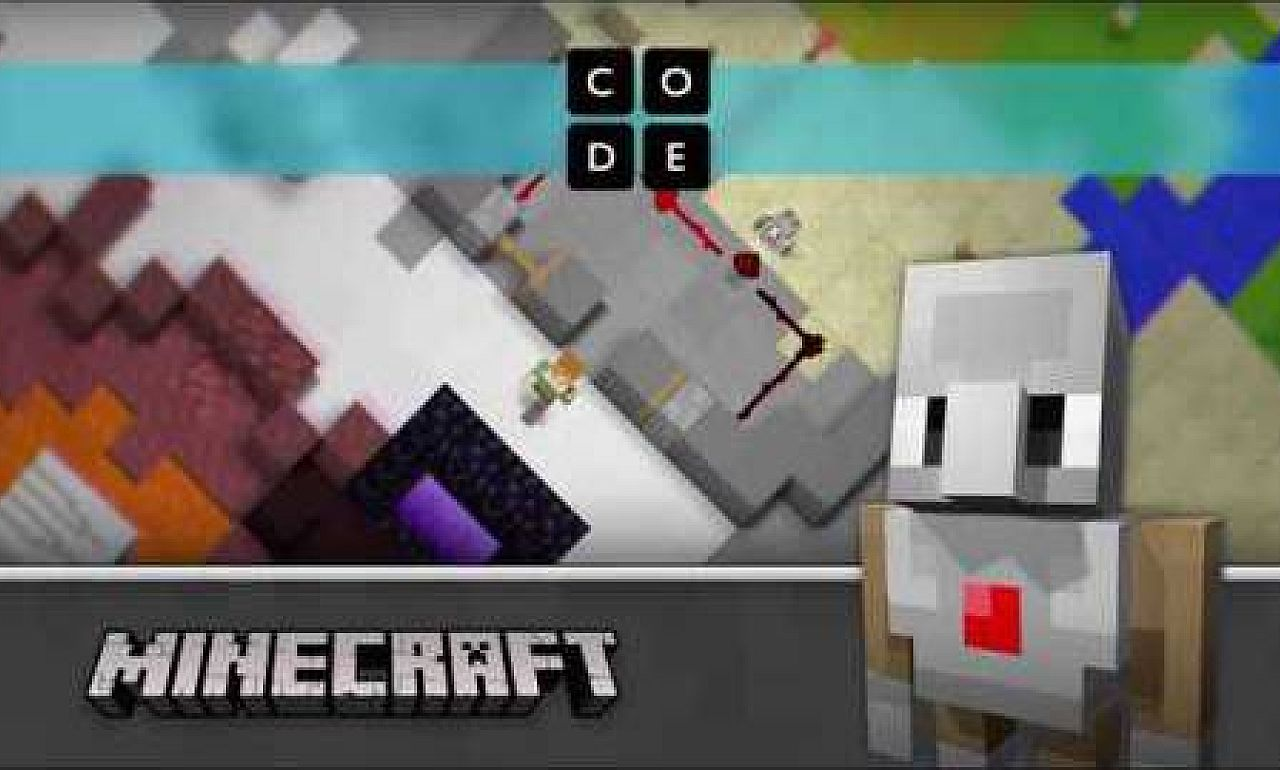 Minecraft Code Builder teaches kids how to code; Command ...